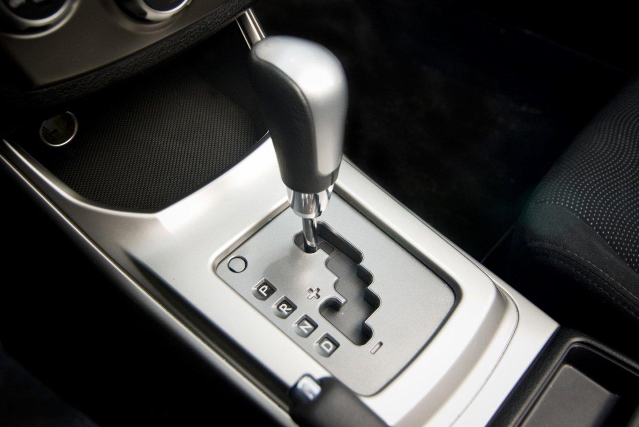 Автоматическая коробка передач. Трансмиссия - автомат